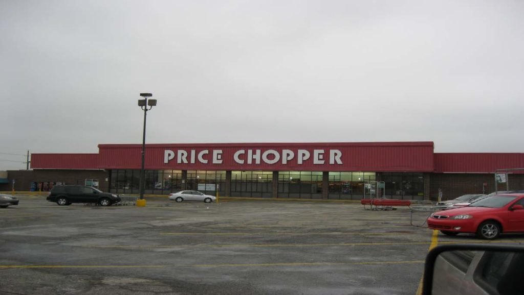 Retail Single Price Chopper Schefers Roofing Co