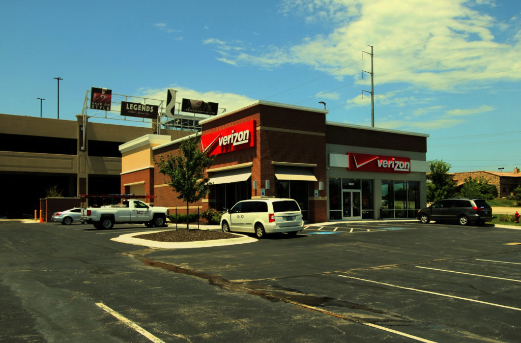 Retail Verizonnew Schefers Roofing Co
