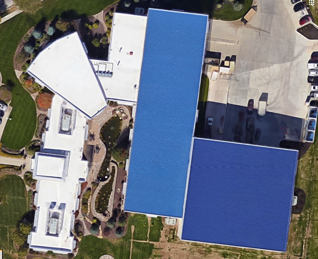 Industrial Commercial Roofing Schefers Roofing Co