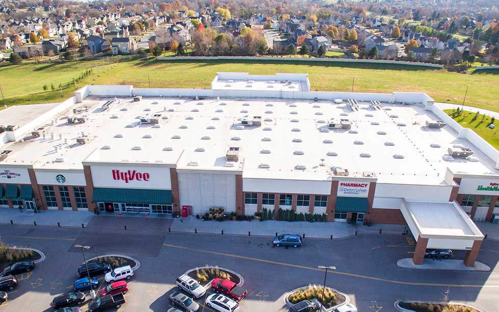 Hyvee Schefers Roofing Co