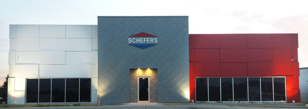 Schefers Building Schefers Roofing Co