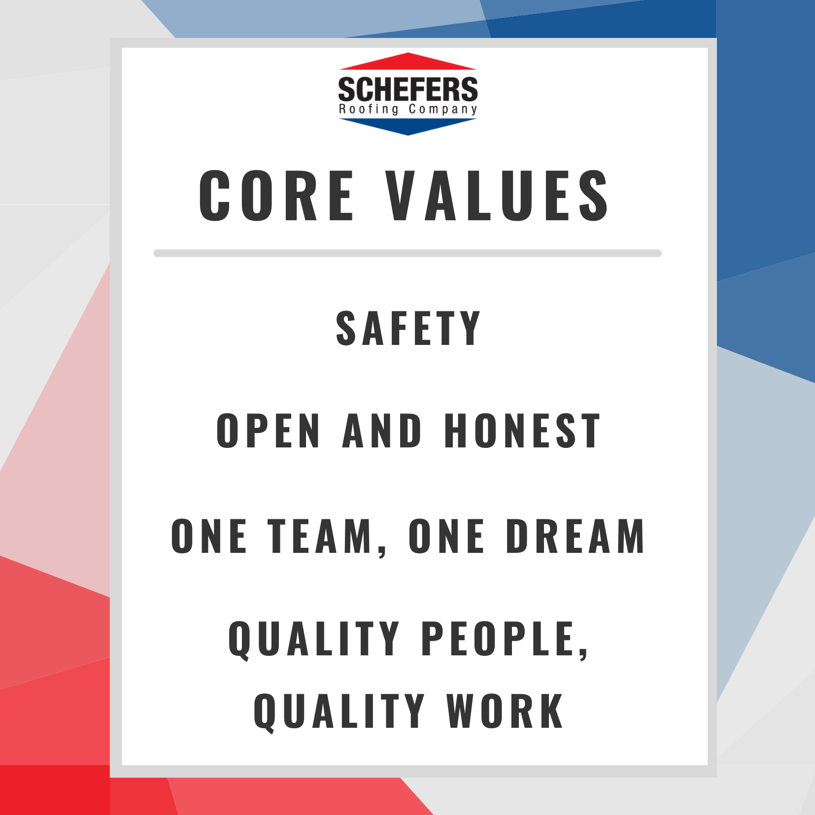 Core Values (5)